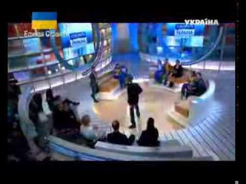 Артем Лоик - Премьера песни( Говорить Україна,19.03.14)