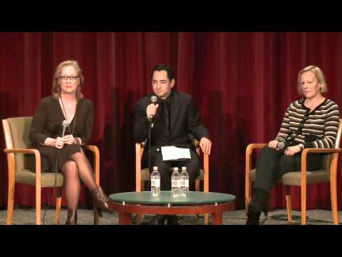 Meryl Streep & Phyllida Lloyd Interviewed by Scott Feinberg