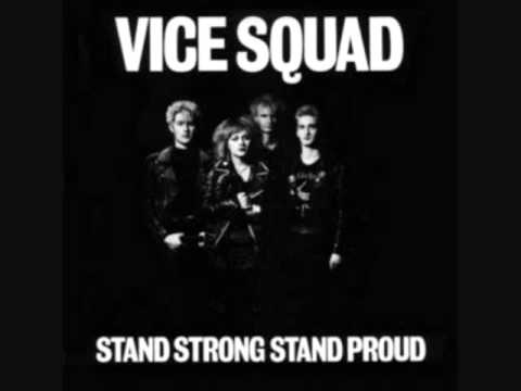 Vice Squad - Scarred For Life