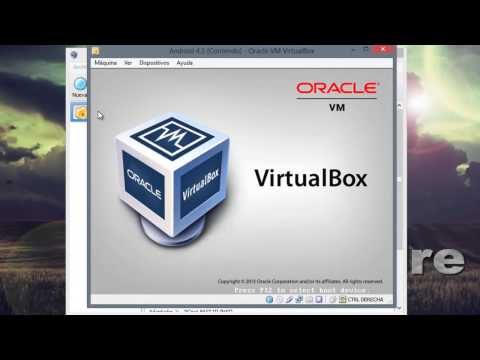 Instalar Android 4.3 en Virtualbox [Máquina Virtual] - Parte 1