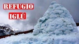 Cómo Hacer un Refugio Iglú en la Nieve - Supervivencia