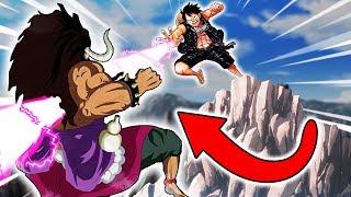 [Endlich] Das 'ANGRIFFS-HAKI' Training + Kaiser taucht auf | One Piece Spoiler 940