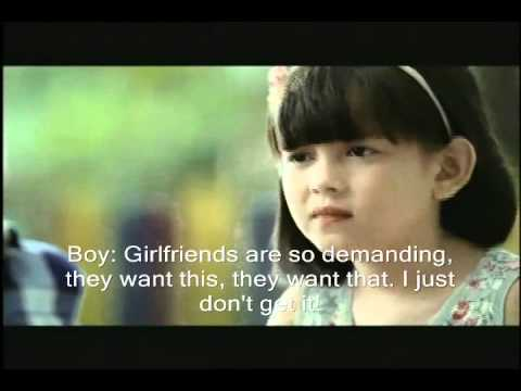 McDonalds Philippines Commercial 2011 BF & GF English Sub Music Videos