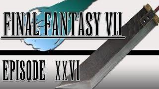 Final Fantasy VII (Blind) Episode 26 - A Giant Mushroom