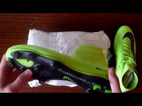 Бутсы из Китая. Aliexpress. Nike Mercurial Superfly. Футбольная форма Реал М.