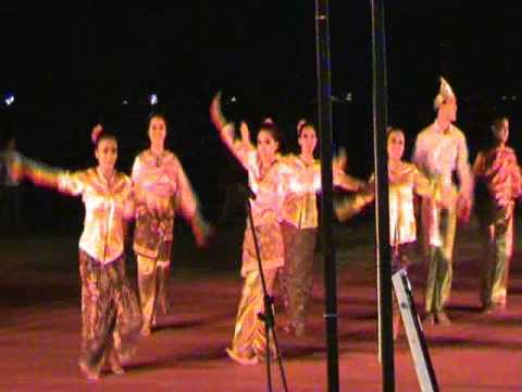 Dance Performance by Sabah Tourism Board