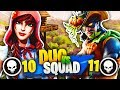 DUO VS SQUAD ASSURDA CON UN NUOVO PRO PLAYER Fortnite Battle Royale mp3