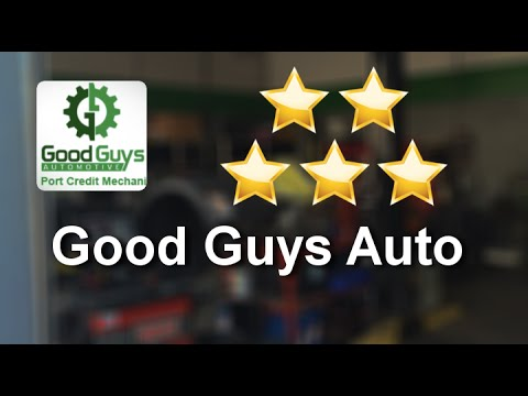 Good Guys Auto Mississauga Terrific 5 Star Review by Cyrus Banker