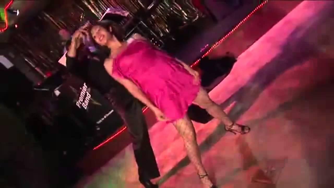 Видео с танцем секси сальса