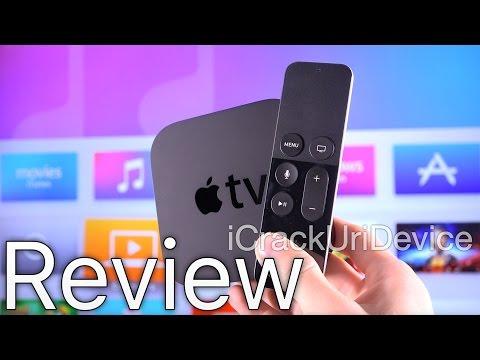 Apple TV 4 Review (4th Gen) - 2015: In-depth