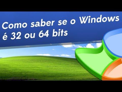 Dicas - Como saber se o seu Windows é 32 ou 64 bits - Baixaki