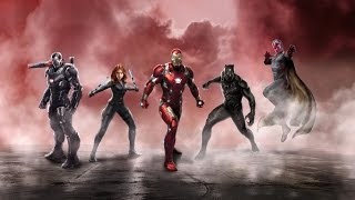 CAPTAIN AMERICA: CIVIL WAR Fan Made Roster Promo - Team Iron Man