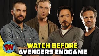 6 Movies You Must Watch Before Avengers Endgame | DesiNerd