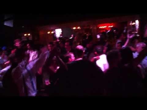 Frankie Knuckles at Sullivan Room 10-23-10