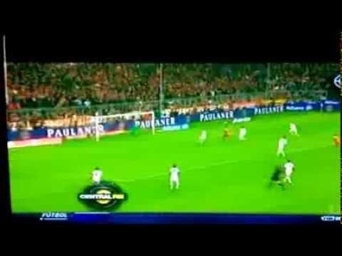 Bayern Munich vs schalke 04 5-1