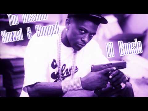 Lil Boosie -The Bossman (Slowed & Chopped)
