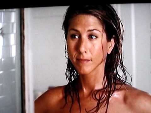 Consider, that jennifer aniston break up nude scene
