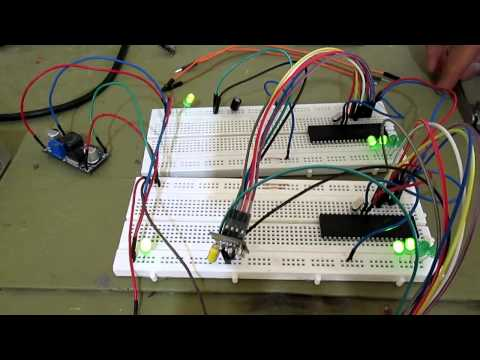 Projects from Tech: Stepper Motors and Arduino: 28BYJ