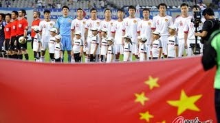 HIGHLIGHTS 日本 3:3 中国 全场集锦 JAPAN 3:3 CHINA  EAFF East Asian Cup 2013