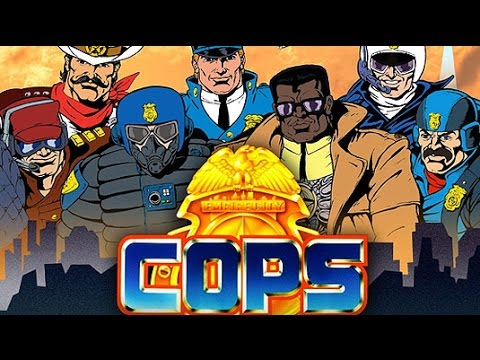 C.O.P.S. cartoon intro+credits [HQ]