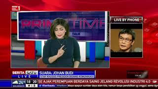 Prime Time Talk: Publik Puas Kinerja Jokowi # 1
