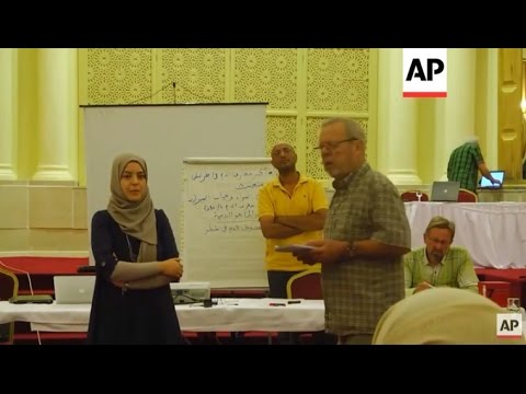 Tunisia - Libyan journalists take part in training courses | Editor's Pick | 20 Oct 15
