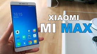 Xiaomi Mi Max, review del móvil
