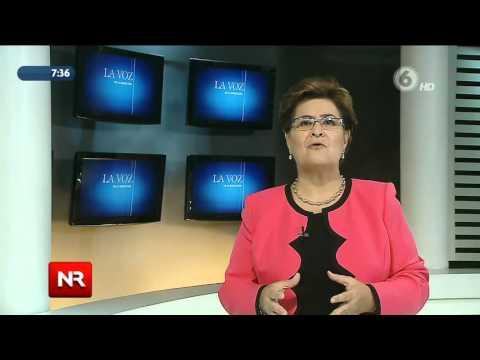 Roxana Zuñiga, nos da su balance acerca de las promesas hechas hace un año por el Presidente Solís