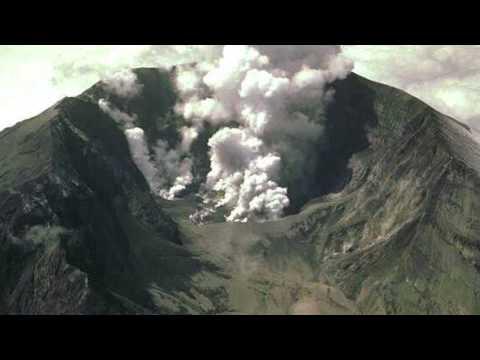 Tambora Volcanic Eruption