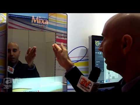 ISE 2015: Advantech Presents the iSmart Mirror by Novo Ad