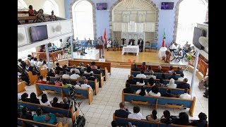 ECCB's 34th Anniversary Church Service