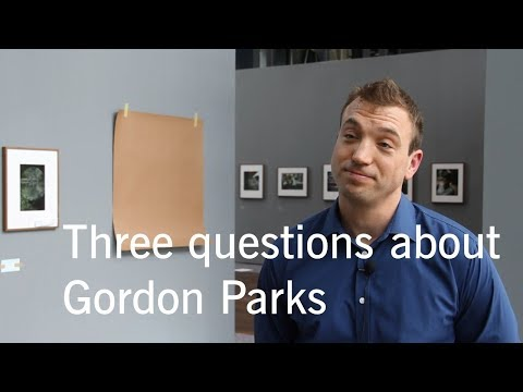 Deutsche Börse Photography Foundation: Three questions about Gordon Parks