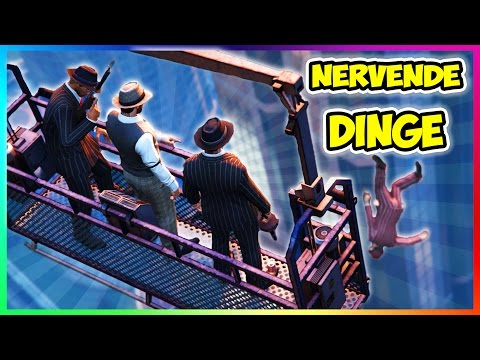 GTA 5 Online - 10 Dinge die EXTREM in GTA Online NERVEN!!! | 1.36