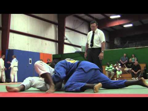 Rabo Adikwu 2 ~ 2013 North vs South Judo Championships