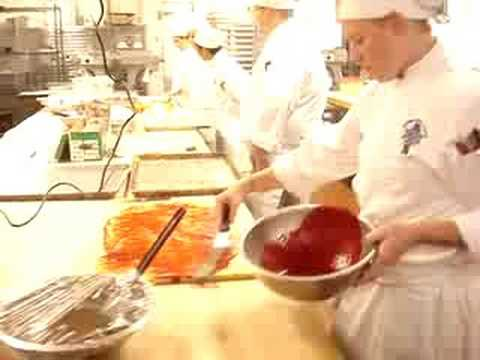 California Culinary Academy, Advanced Baking & Pastry 2008