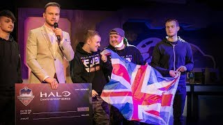 EU Halo Championship Series Fall 2017 Trailer