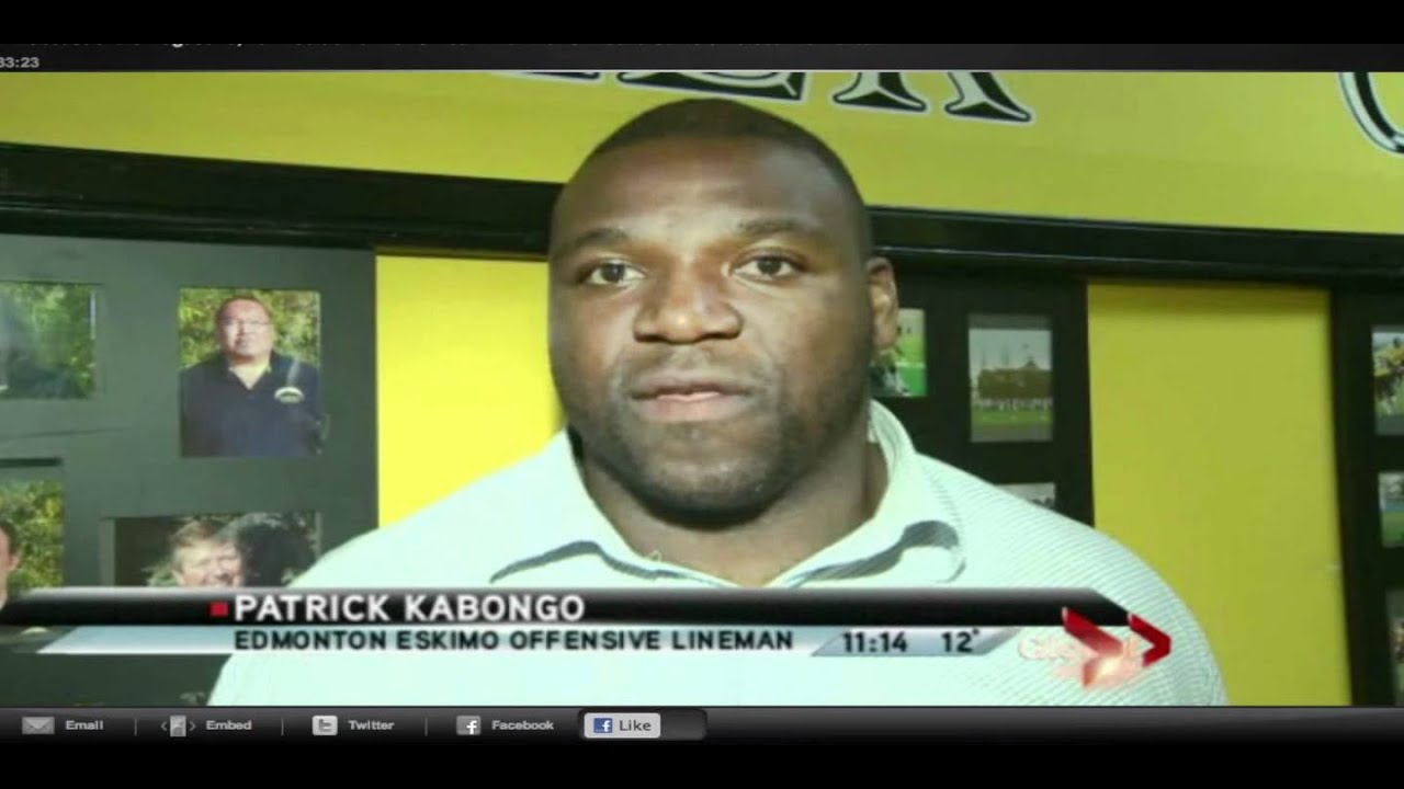 Patrick Kabongo Speaks About