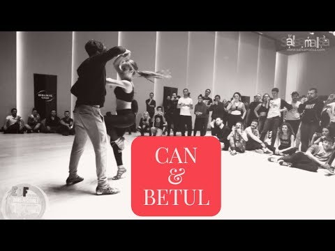 CAN & BETÜL SALSA WORKSHOP  (Salsa Lesson Videos)