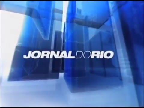 Abertura e Encerramento do Jornal do Rio + Escalada e Abertura do Jornal da Band (26/06/2015)