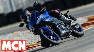 2019 Yamaha YZF-R125 and R3 ridden   MCN   Motorcyclenews.com