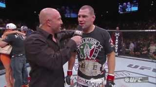 UFC 160: Cain Velasquez Post-Fight Interview