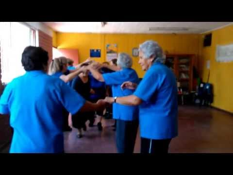 BAILE ENTRETENIDO MERENGUE (ADULTO MAYOR) 2013