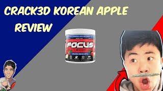 CRACK3D KOREAN APPLE REVIEW