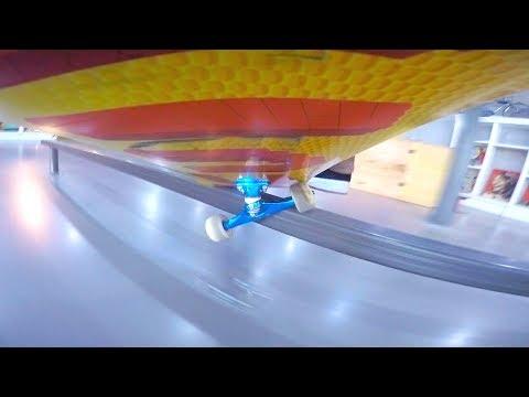 GoPro: Skateboarding Trucks POV!!!