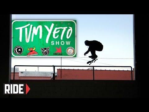 Jaws, Corey Duffel, Nick Merlino & more - Tum Yeto Thanksgiving Tour