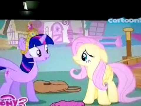 My little pony l'amicizia è magica 3 ( parte 3)