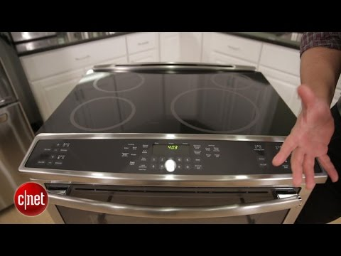 GE's Induction Range Has Luxury Looks, High-tech Cooktop, But Confusing Controls