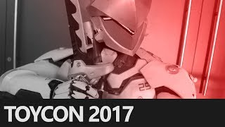 TOYCON 2017 COSPLAYERS