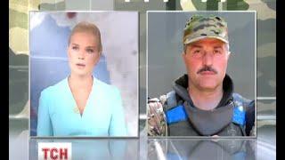 """Прес-офіцер сектору """"М"""" коментує ситуацію під Старогнатівкою - (видео)"""