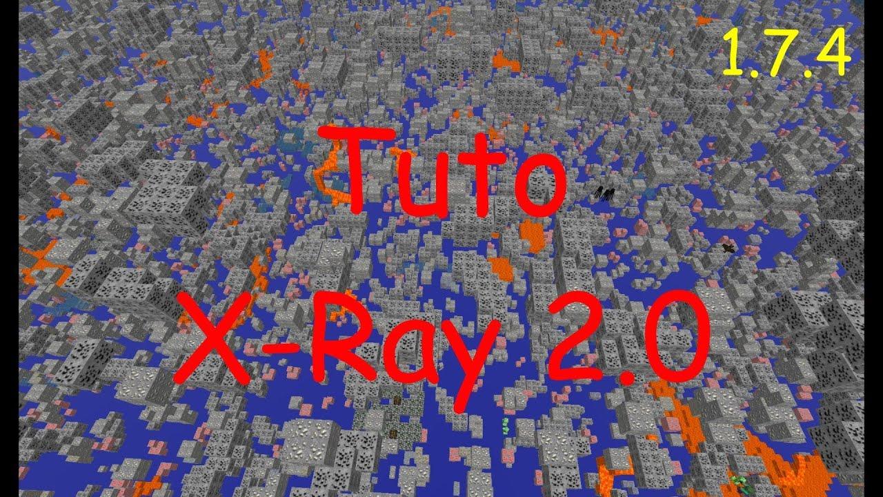 comment avoir xray 1.7.10